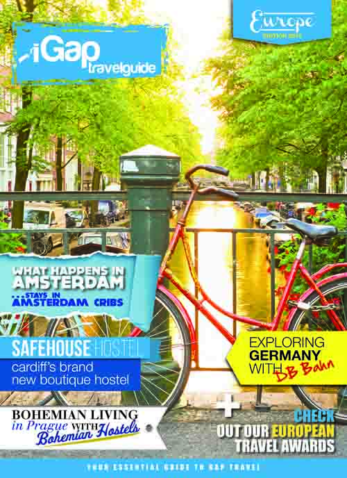The iGap Travel Guide: Europe 2015 - Cover Image
