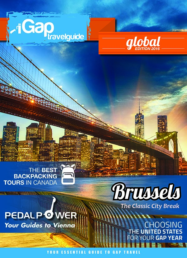 iGap Travel Guide: Global 2016 - Cover Image