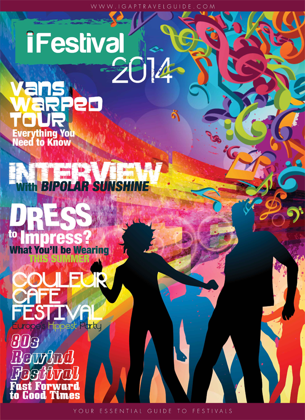 iFestival Guide 2014 - Cover Image