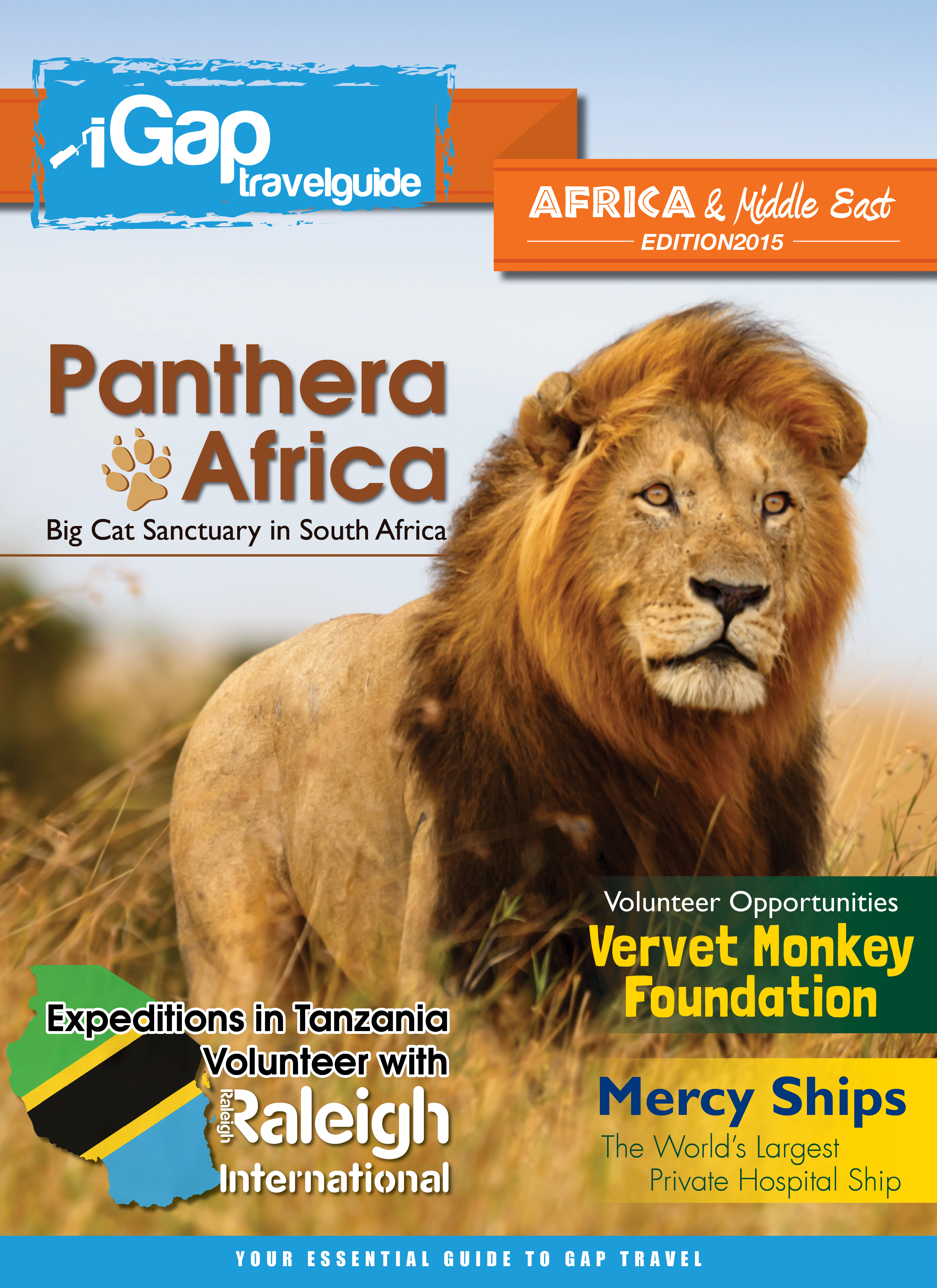 iGap Africa & Middle East 2015 - Cover Image
