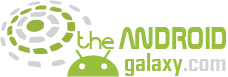The Android Galaxy - Logo