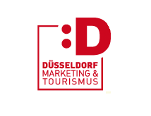 Dusseldorf Marketing & Tourism - Logo