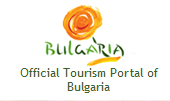 Official Tourism Portal of Bulgaria - Logo