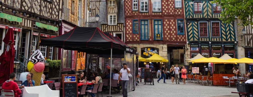 sian hanson on studying in rennes, france